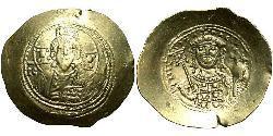1 Histamenon Imperio bizantino (330-1453) Oro Miguel VII Ducas (1050-1078)