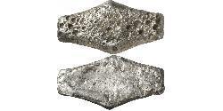 1 Hryvnia Rus de Kiev (862 - 1240) Plata