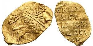 1 Kopeck Tsardom of Russia (1547-1721) Gold