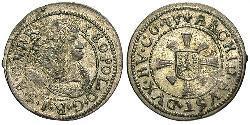 1 Kreuzer Österreich Silber
