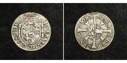 1 Kreuzer Salzburg Silber