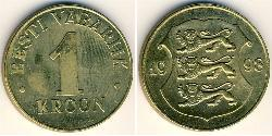 1 Krone Estland (1991 - )