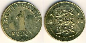 1 Krone Estonia (1991 - )