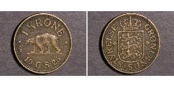 1 Krone Greenland