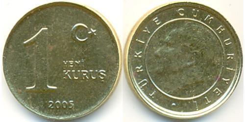 1 Kurush Turkey (1923 - )