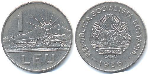 1 Leu Romania