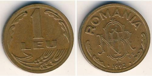 1 Leu Rumänien