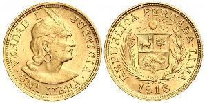 1 Libra Pérou Or