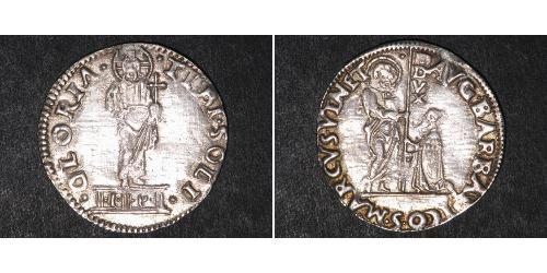 1 Lira Republik Venedig (697—1797) / Italien Silber