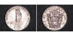 1 Lira Vatican (1926-) Silver