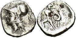 1 Litra Ancient Greece (1100BC-330) Silver