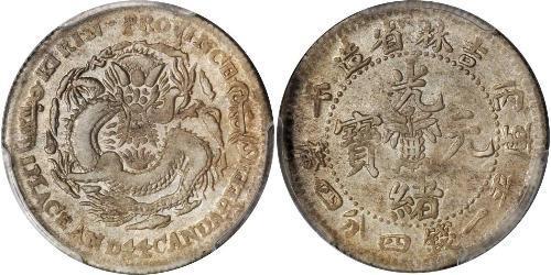 1 Mace Cina Argento