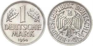 1 Mark Allemagne de l