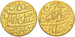 1 Mohur Ancient India 金