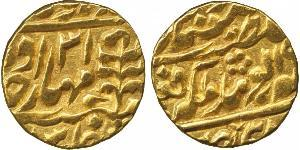 1 Mohur Indien Gold