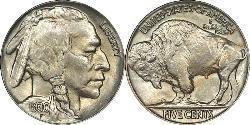 1 Nickel États-Unis d