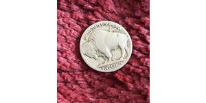 1 Nickel Vereinigten Staaten von Amerika (1776 - ) Kupfer