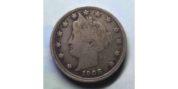 1 Nickel / 5 Cent USA (1776 - ) Copper/Nickel