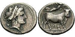 1 Nomos Ancient Greece (1100BC-330) Silver