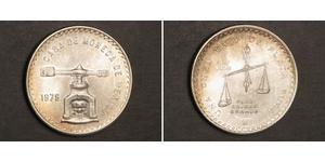 1 Onza Mexique (1867 - ) Argent