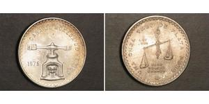 1 Onza United Mexican States (1867 - ) Silver