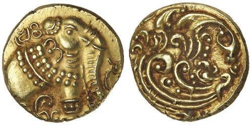 1 Pagoda India Gold