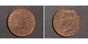 1 Paisa Africa orientale Bronzo Vittoria (1819 - 1901)