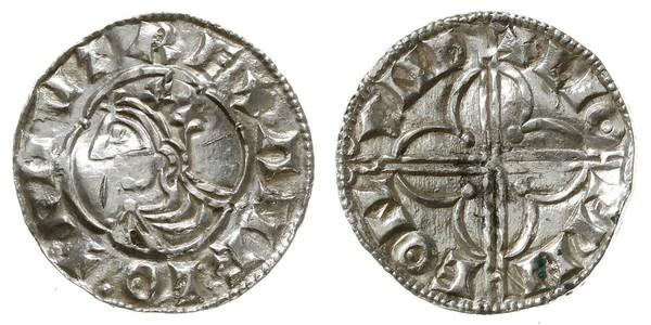 1 Penny 英格兰王国 銀 Cnut (985 -1035)