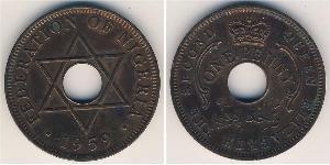 1 Penny Nigeria 青铜