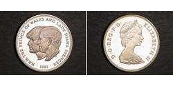 1 Penny Regno Unito  Argento
