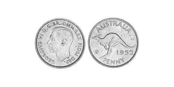 1 Penny Australien (1939 - ) Bronze