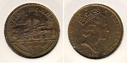 1 Penny Isle of Man Bronze