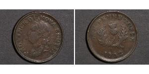 1 Penny Canada Copper