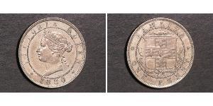 1 Penny Jamaika (1962 - ) Kupfer/Nickel Victoria (1819 - 1901)
