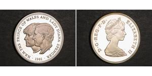 1 Penny Vereinigtes Königreich Silber