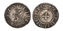 1 Penny Kingdom of England (927-1649,1660-1707) Silver Edward  (1003 - 1066)