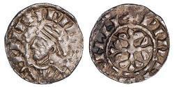 1 Penny Kingdom of England (927-1649,1660-1707) Silver Henry I (1069 - 1135)