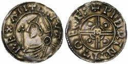 1 Penny Kingdom of England (927-1649,1660-1707) Silver Cnut (985 -1035)