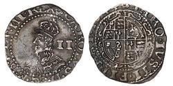 1 Penny Kingdom of England (927-1649,1660-1707) Silver Charles I (1600-1649)