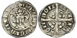 1 Penny Kingdom of England (927-1649,1660-1707) Silver Edward I (1239 - 1307)