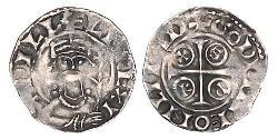 1 Penny Kingdom of England (927-1649,1660-1707) Silver William I (1027 - 1087)