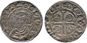 1 Penny Kingdom of England (927-1649,1660-1707) Silver William I (1027 - 1087)