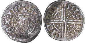 1 Penny Kingdom of England (927-1649,1660-1707) Silver Henry III (1207 - 1272)