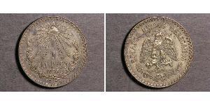 1 Peso 墨西哥 銀