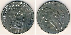 1 Peso 菲律宾 銅/镍