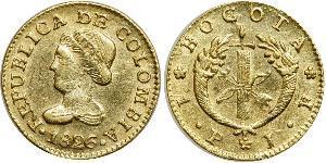 1 Peso Grande Colombie (1819 - 1831) Or