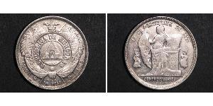1 Peso Honduras Plata