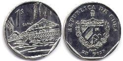 1 Peso Kuba