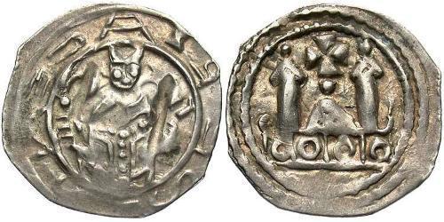1 Pfennig Austria  Silver