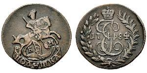 1 Polushka 俄罗斯帝国 (1721 - 1917)  叶卡捷琳娜二世 (1729-1796)